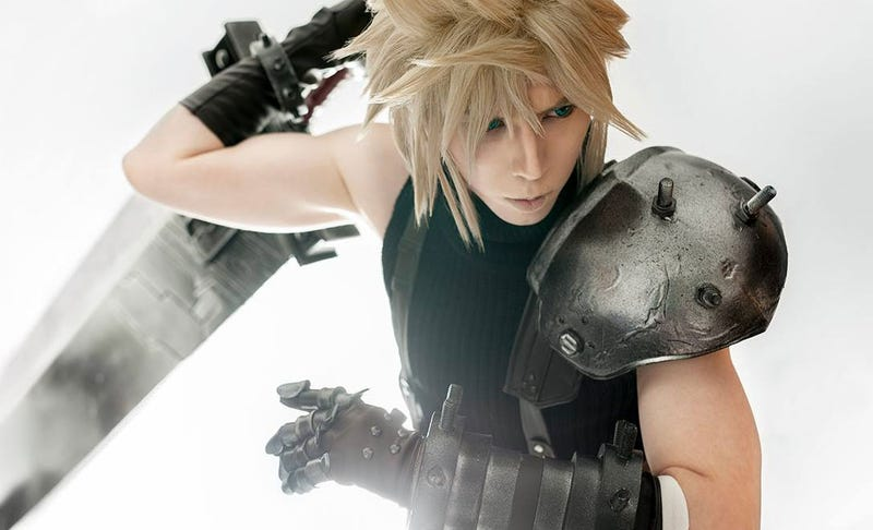 Illustration for article titled Very Good Final Fantasy VII Cosplay