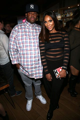 Vincent Herbert and Tamar BraxtonJonathan Leibson/Getty Images for WE tv
