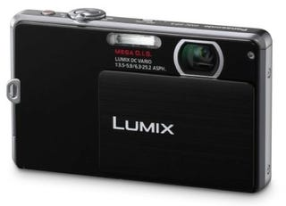 Illustration for article titled Latest Crop of Lumix Point-and-Shoots Arrives Next Month