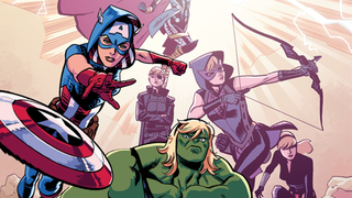 Illustration for article titled Why Don't We Live In A World Where Every Avenger Is Gwen Stacy?