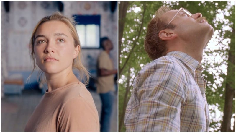 Here's the Wet Hot American Midsommar mashup you knew was coming