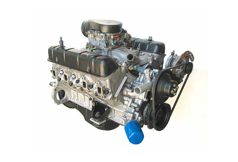 engine of the day: buick 215 aka rover v8