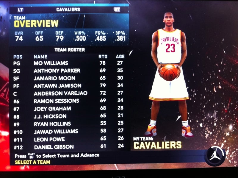 Career Mode Jordan Available With This Nba 2k11 Code