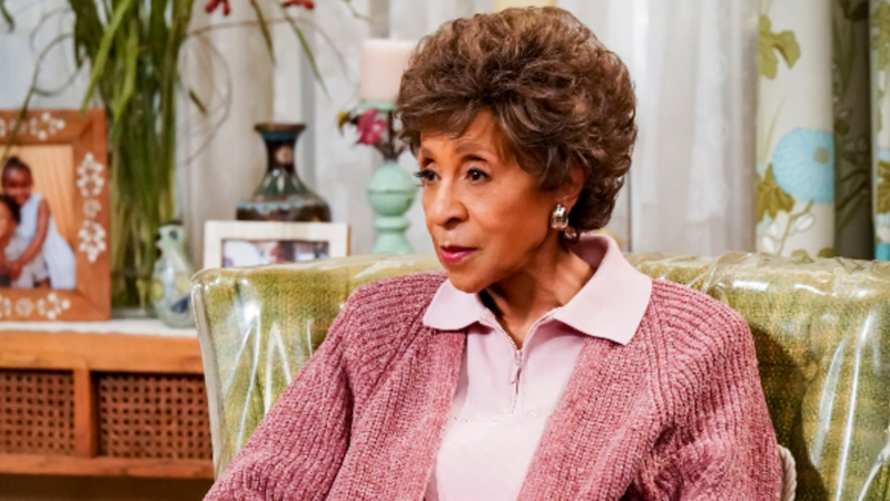 Marla Gibbs, The Neighborhood / Courtesy of CBS TV Studios