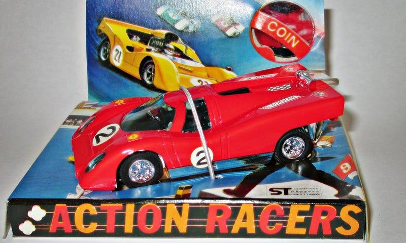 Illustration for article titled Teutonic Tuesday: Suzuki Porsche 917K
