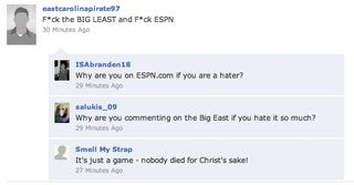Illustration for article titled A Sampling Of Comments ESPN.com Has Not Deleted On Stories That Have Nothing To Do With OccupyTebow