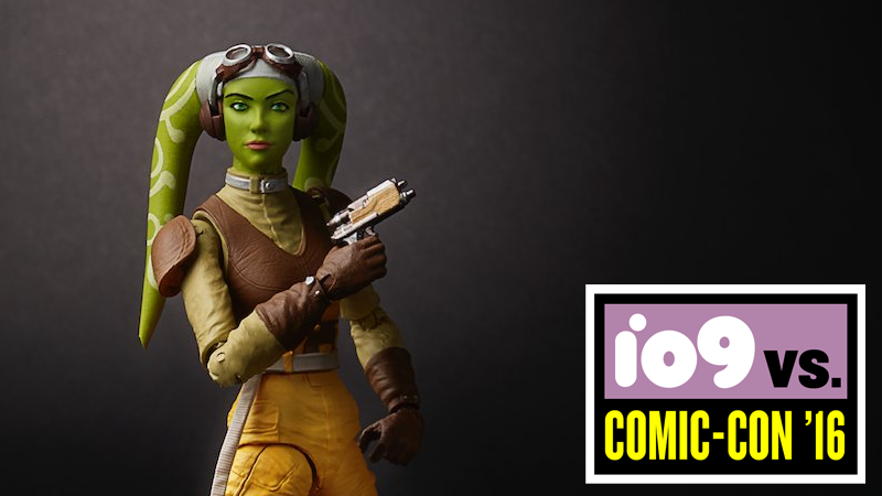 Illustration for article titled A Look at the New Star Wars Toys Coming Our Way, From Rebels to Rogue One