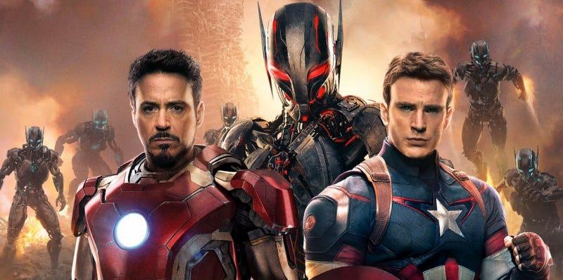 Illustration for article titled Nuevo vídeo de Avengers: Age of Ultroncon escenas nunca antes vistas