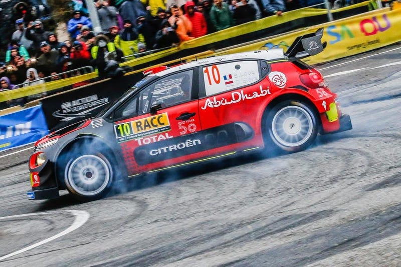 Illustration for article titled SébastienLoeb Proves He's The GOAT, Wins Rally Catalunya After Five Year Hiatus