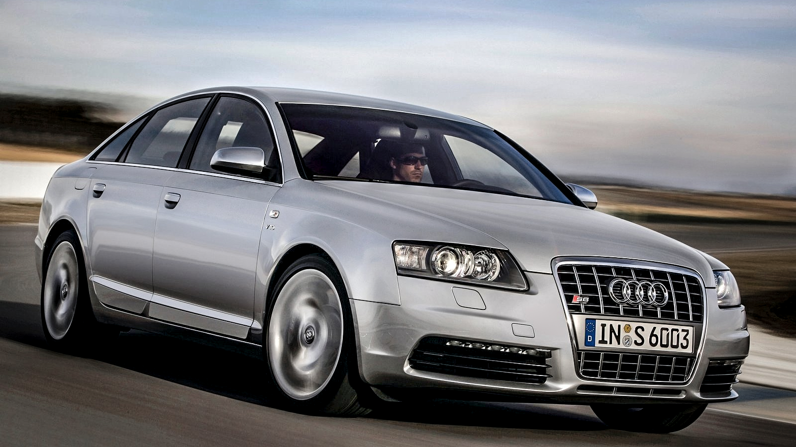 why buy a ford taurus when this ridiculous v10 audi s6 is. Black Bedroom Furniture Sets. Home Design Ideas