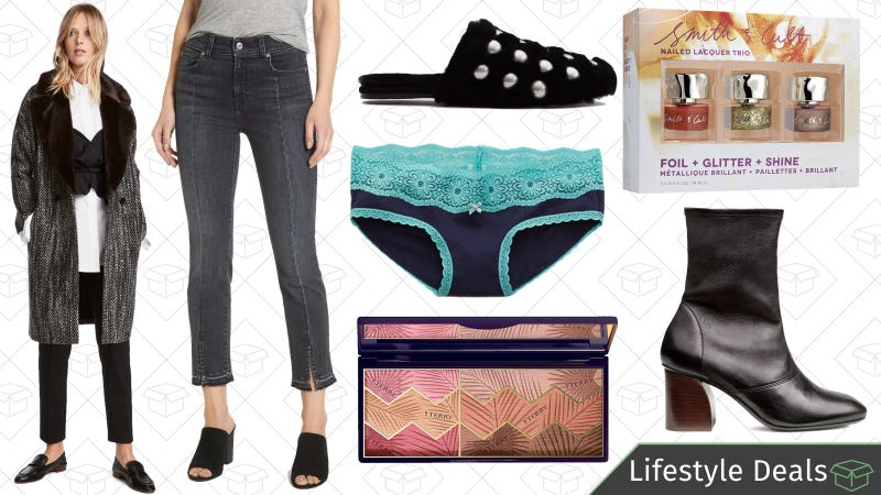 Illustration for article titled Monday's Best Lifestyle Deals: Aerie, Space NK, H&M, Need Supply, and More