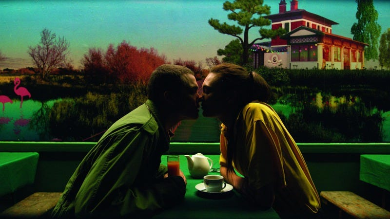 From Cannes, new films by Gaspar Noé, Paolo Sorrentino, and Takashi Miike