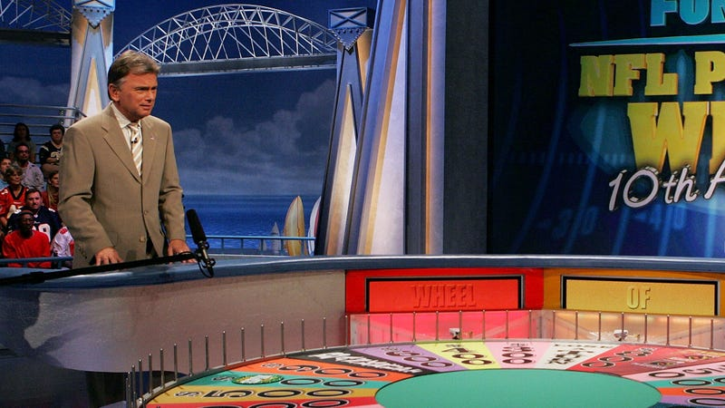 Illustration for article titled I Want To Start Standing On The Wheel Of Fortune (By Pat Sajak)