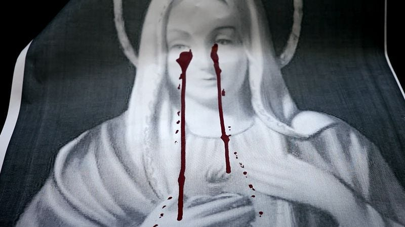 Illustration for article titled Mea Maxima Culpa: Silence In The House of God