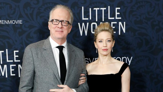 Tracy Letts and Carrie Coon programmed a 24-hour movie marathon for our lockdown viewing