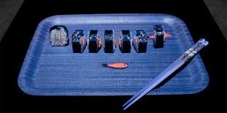 Illustration for article titled Use transgenic fish to make bioluminescent sushi rolls