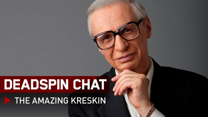 Illustration for article titled What Was Manti Thinking? What's The Future Of Doping? The Amazing Kreskin Is Here To Read Minds And Take Questions