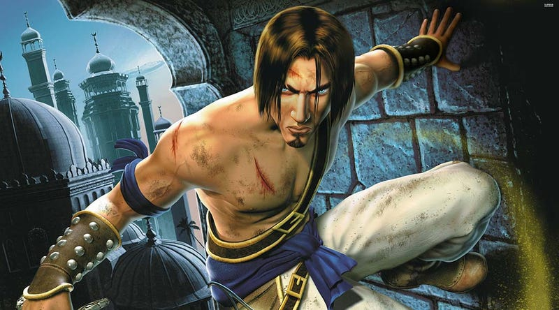 Illustration for article titled Prince of Persia: The Sands of TimeIs Nearly Perfect In Every Way