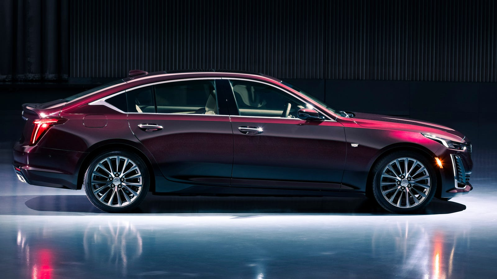 The 2020 Cadillac CT5 Is Your Very Turbocharged CTS ...