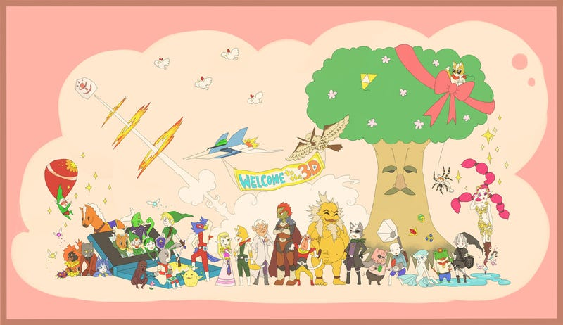 Illustration for article titled Nintendo's 3DS Has Unleashed A Monster (Well, Monsters)