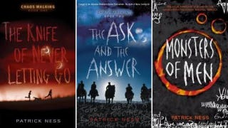 Illustration for article titled The Next Hunger Games? Patrick Ness' Chaos Walking scores a movie deal