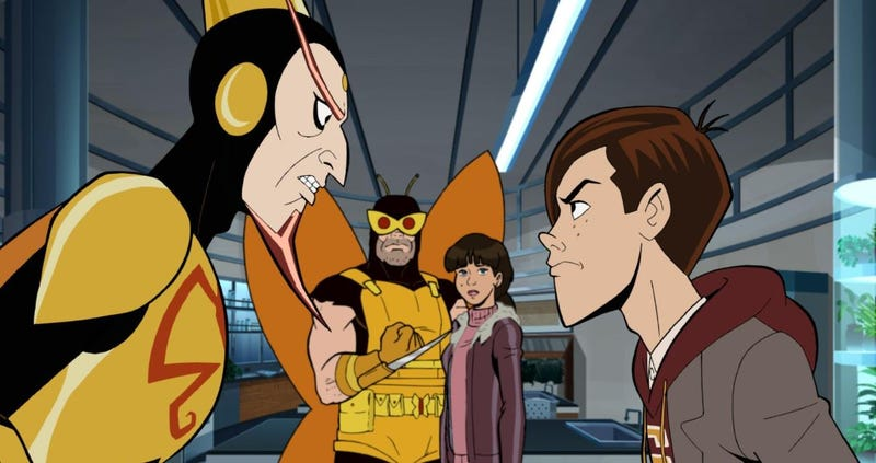 Illustration for article titled Dean goes to college on a funny, low-key Venture Bros.