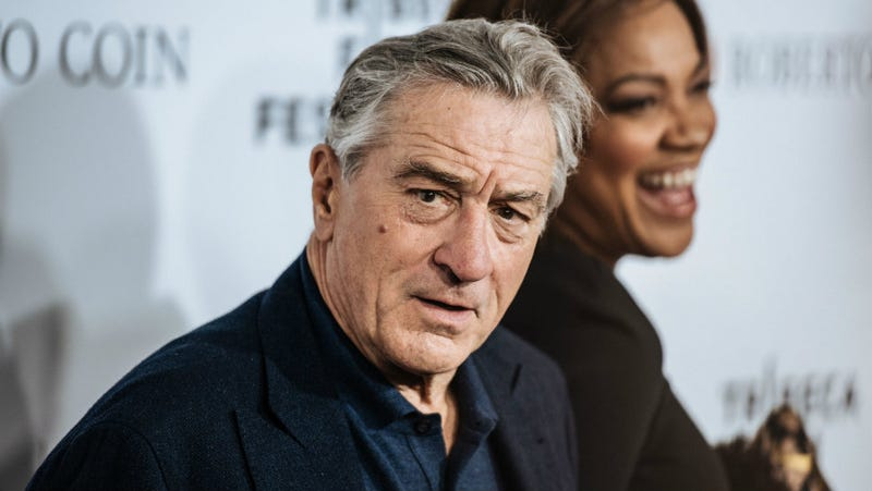 Illustration for article titled Robert De Niro Defends Anti-Vax Film Screening at Tribeca; Says It Will Allow for 'Conversation'
