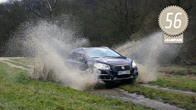 Illustration for article titled 2014 Suzuki SX4 S-Cross: The Jalopnik European Review
