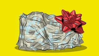 Illustration for article titled Hey, Maybe Step Up Your Gift-Wrapping Game?