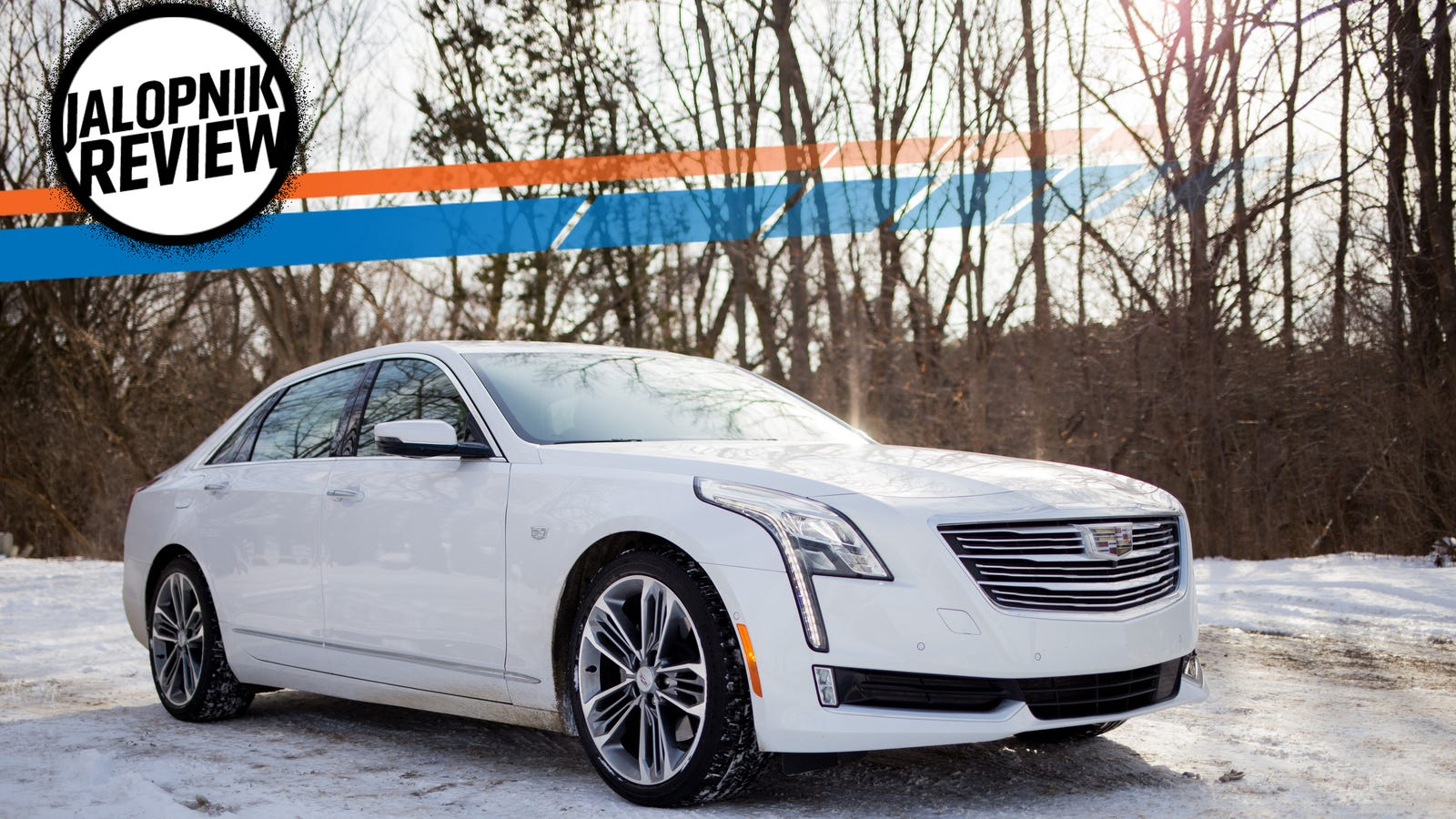 The 2017 Cadillac Ct6 Platinum Is Too Good To Care About Your German Luxo Barge