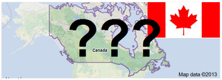 Illustration for article titled DOES CANADA EXIST?