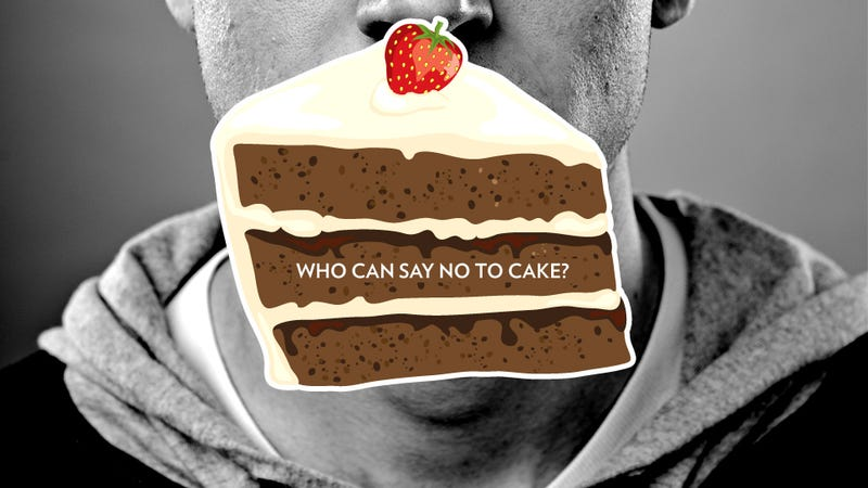 Illustration for article titled Wily Woman Lures Unsuspecting Men Into Marriage With Cake