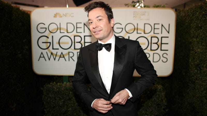 Illustration for article titled Jimmy Fallon picks up $1,100 restaurant tab for some nice, rich-ass people