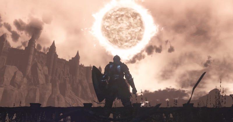 Dark Souls 3's Cut Environment Effects Look Amazing