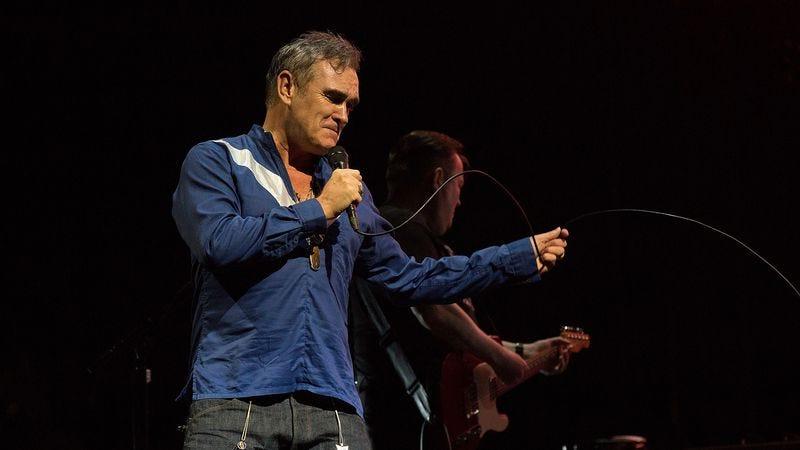 Morrissey (Photo: Getty Images/Gabriel Olsen)