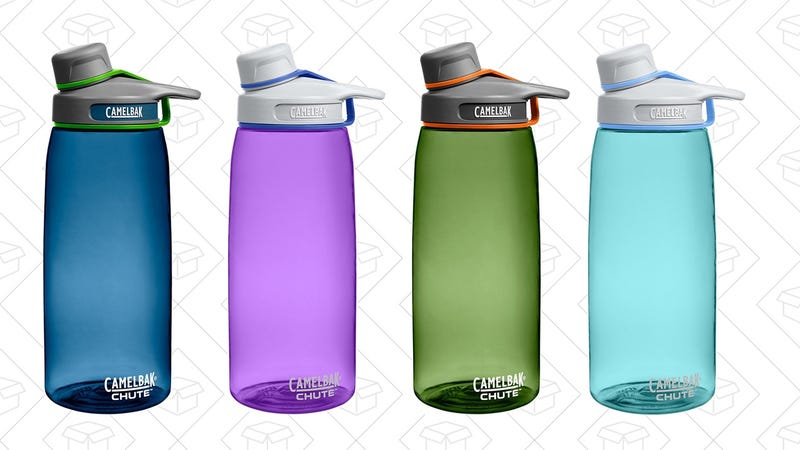 Camelbak Chute Water Bottle, $8, select colors