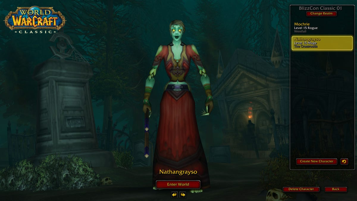 The WoW Classic Demo Is The Hell We Asked For