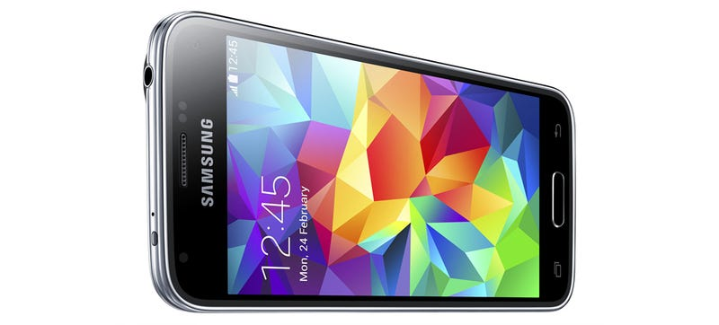 Illustration for article titled Samsung Galaxy S5 Mini: Same Sensors as Its Sibling, Slightly Slower