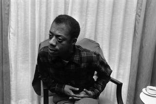James Baldwin (Townsend/Getty Images)