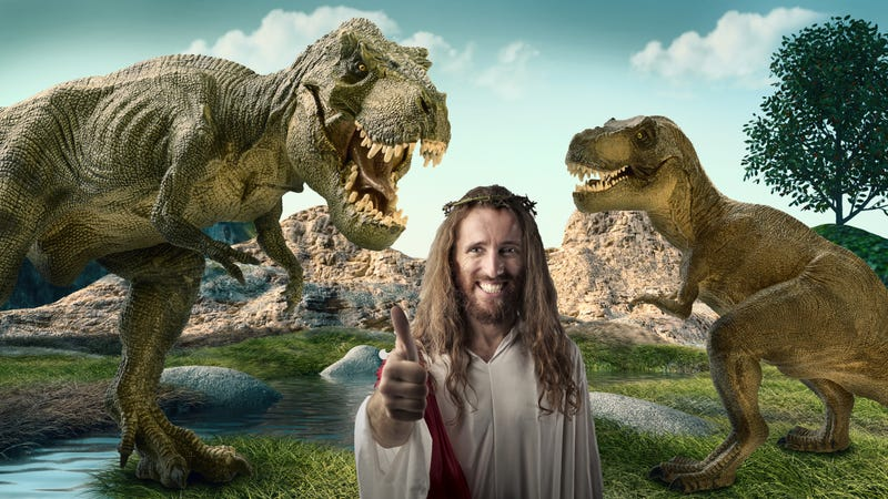 Illustration for article titled Slaves, Dinosaurs and White Jesus, Oh My! How Taxpayers Fund Crazy Christian Conservative Education