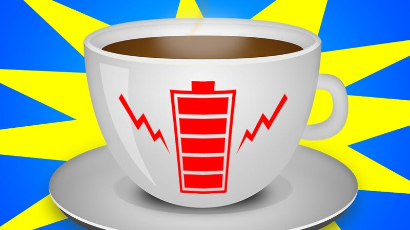 Illustration for article titled Top 10 Tricks to Get the Most Out of Your Caffeine Hit