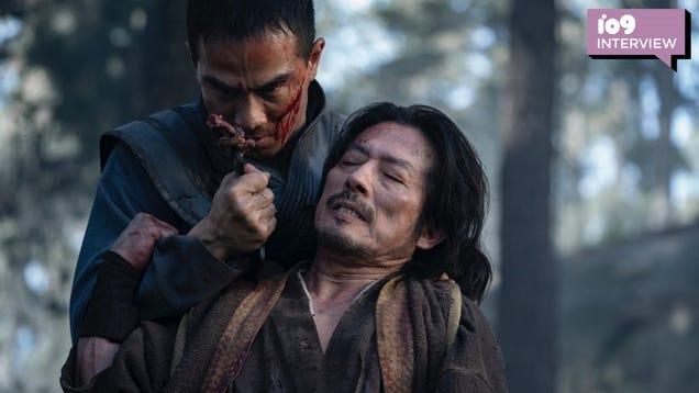 Mortal Kombat s Stars Believe the Film s Diversity Gives It Added Resonance