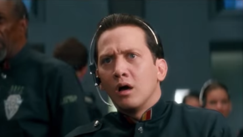 Rob Schneider is especially disappointed.