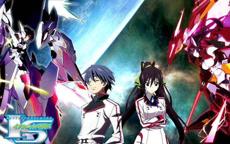 Illustration for article titled Dex's Review: Infinite Stratos