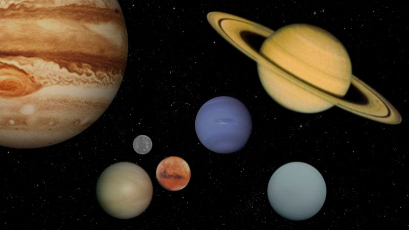 Illustration for article titled Science FTW! According To NASA, All The Planets Will Be Bumping Together Tonight For The First Time In Over 30 Years