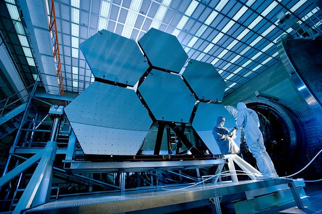 Here's Why You Should Be Excited About The James Webb Space Telescope