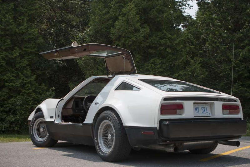 Illustration for article titled My day with the infamous Bricklin
