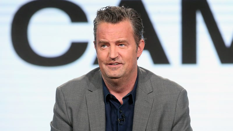 Illustration for article titled Matthew Perry was in the hospital for the last 3 months