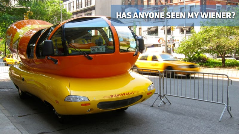 Illustration for article titled Wienermobile attacks New York City on 75th birthday