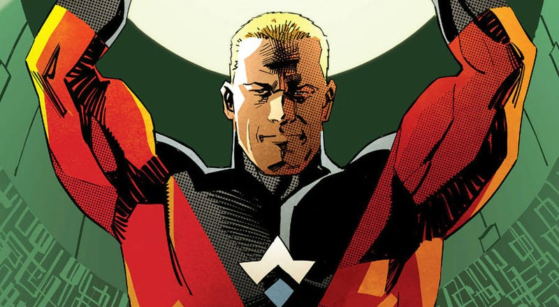 The cover of Irredeemable #34. Image: Boom!